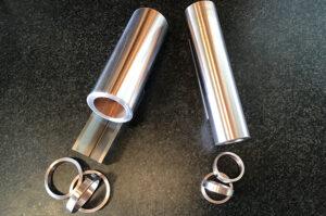 Centrifugally Cast, Copper/Nickel valve seat